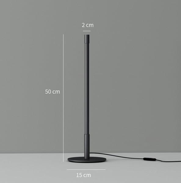 lineaire LED tafellamp