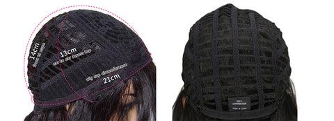non lace wig cap