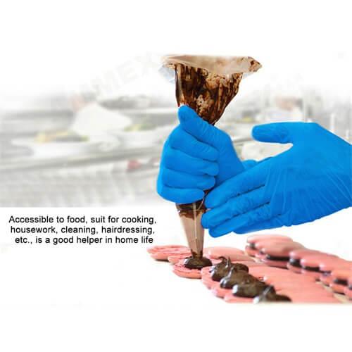 Disposable Nitrile Gloves (100 Packs)