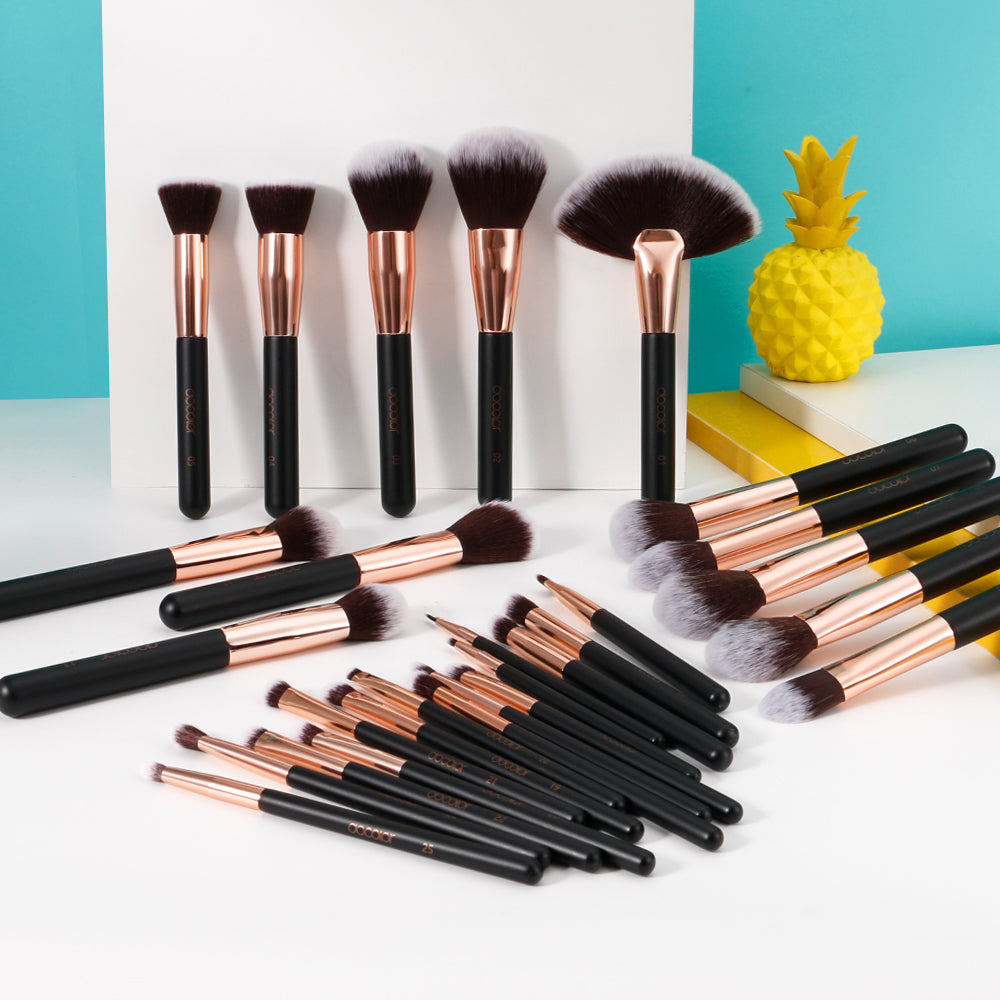 28 piece Makeup Brush Set