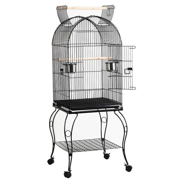 59''H Open Top Bird Cage
