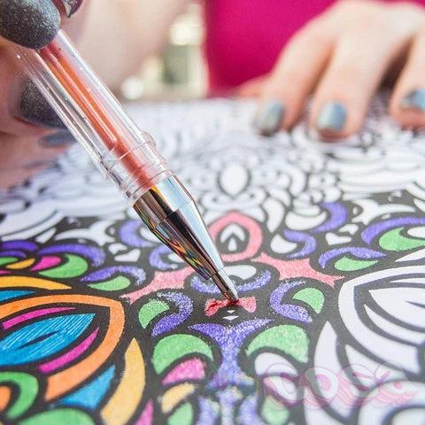 Color-it Glitter Gel Pens