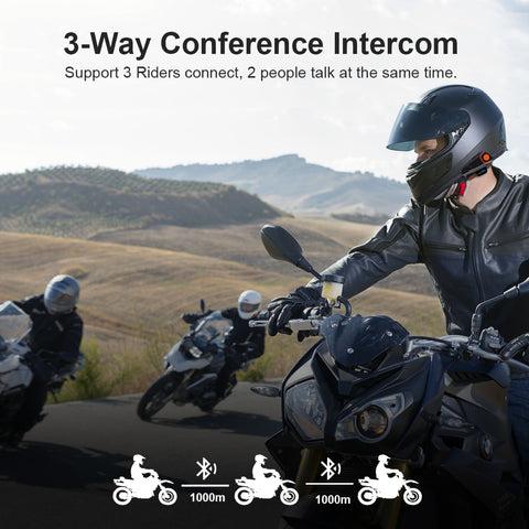 3-Way Conference Intercom