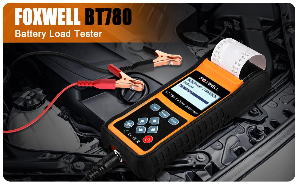 Foxwell BT780 Battery Load Test