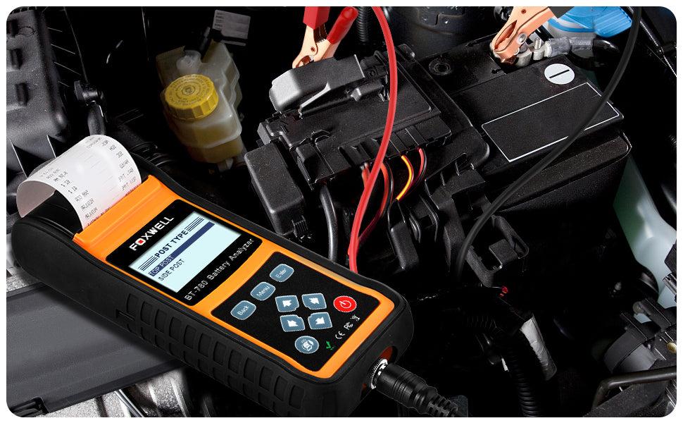 Foxwell BT780 Charging System Test