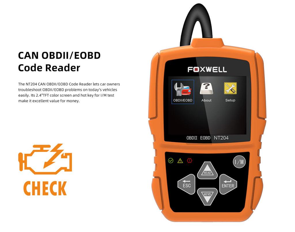 Foxwell OBDII EOBD Code Reader Diagnostic scanner