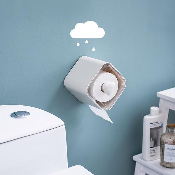 WUMING-Bathroom Waterproof Roll Paper Holder