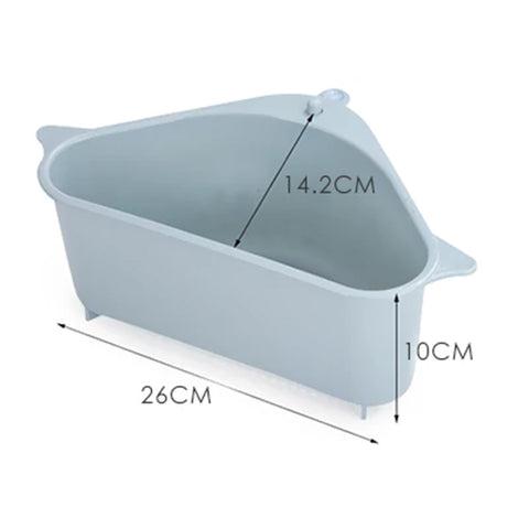 Super Practical Kitchen Triangular Sink Strainer