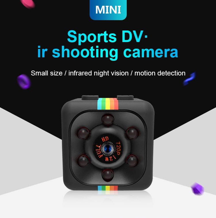 Mini cámara HD 1080P Small Cam Sport Dv