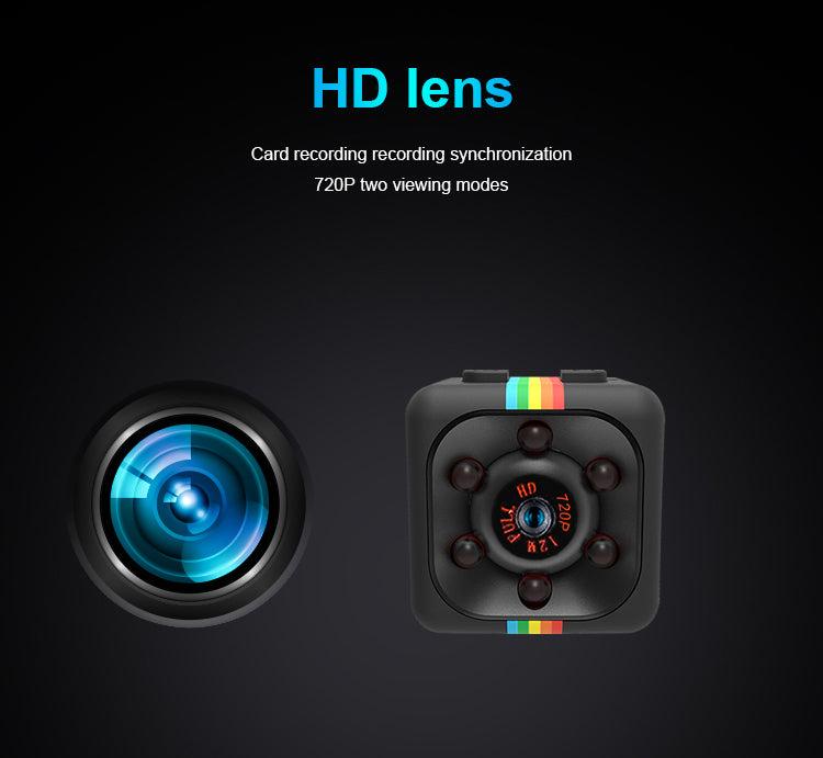 الأبحاث المتعلقة ب كاميرا مصغرة DV عالية الدقة