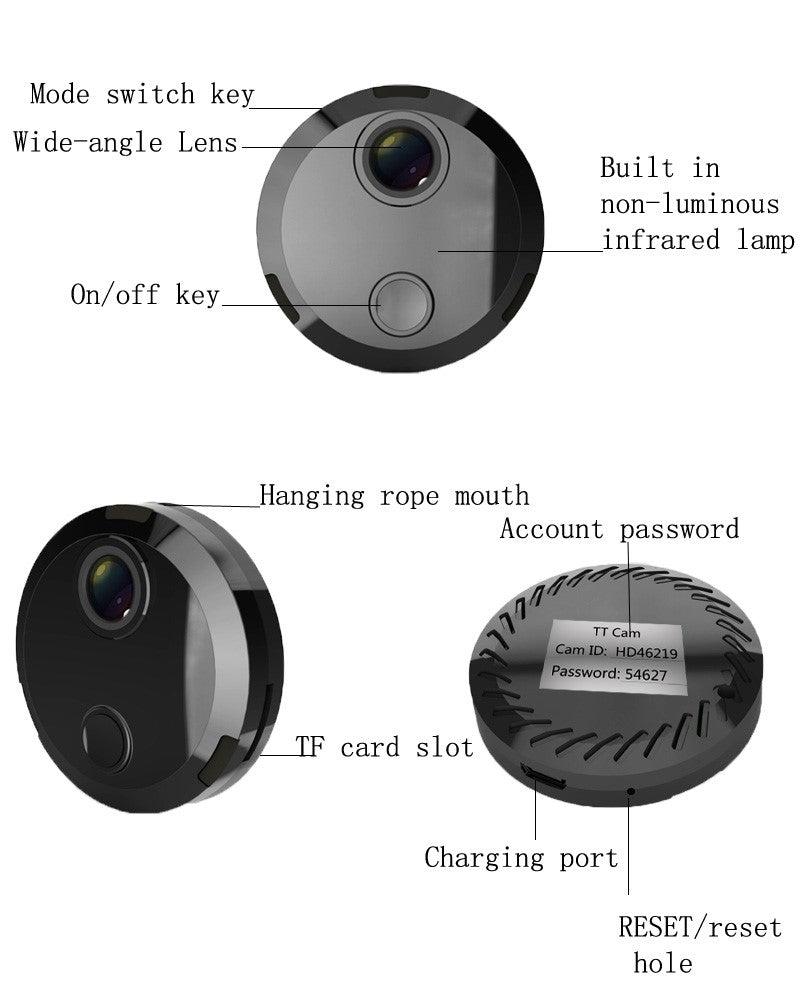 Manuel d'utilisation de la caméra Web Wifi