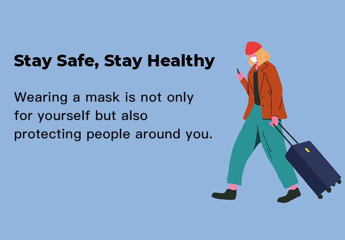 people wear face mask