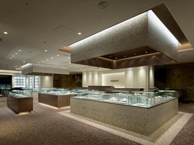 HOEIDO jewellery Mall Kiosk