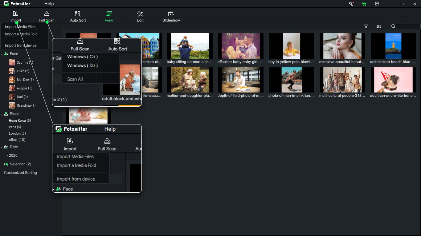 Fotosifter 2.7.4 full