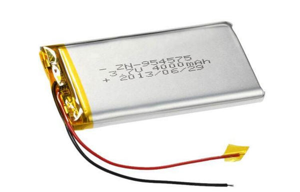 typical polymer lithium battery