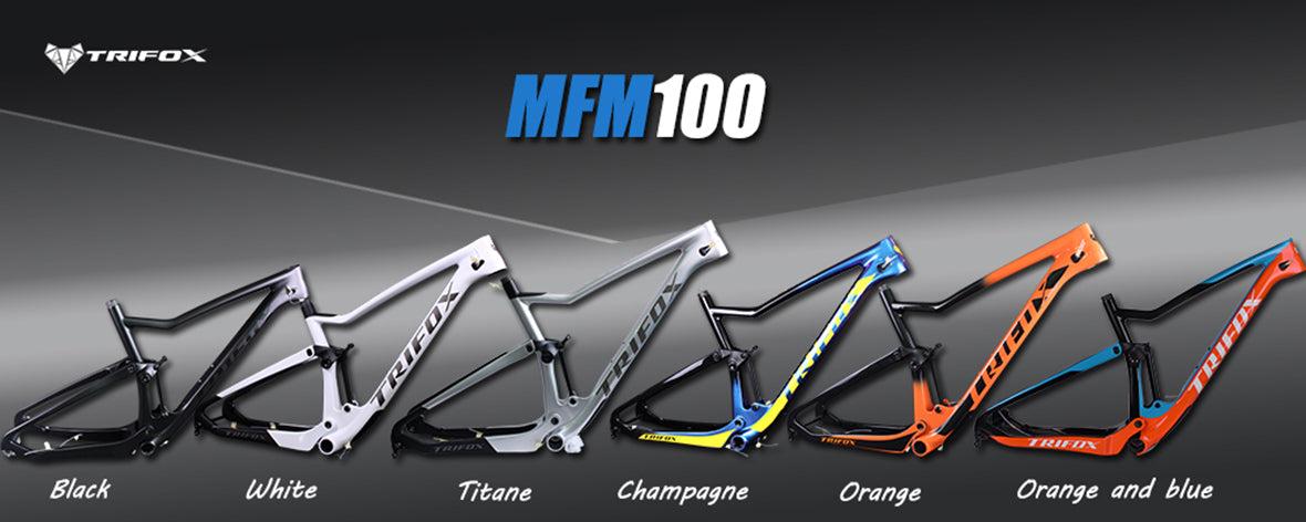 MFM100 Suspension MTB Frame