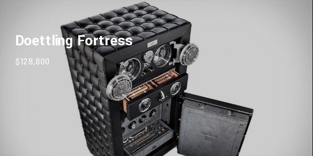 luxury watch safes