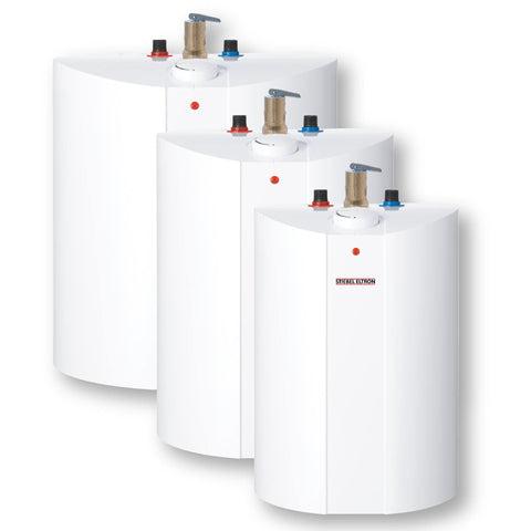 2.5 Gallon Mini-Tank Electric Water Heater-2