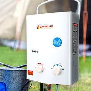 Portable Outdoor Tankless Propane Water Heater-2