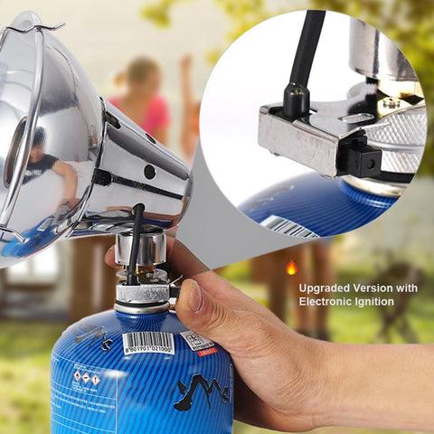 Electronic Camping Warmer Gas Heater-3