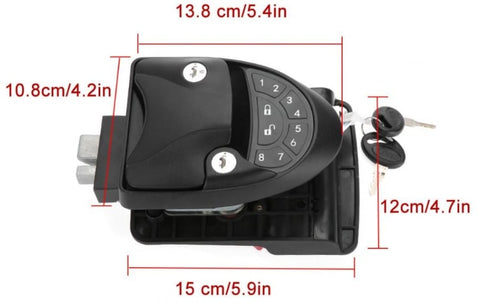 30M Remote -Control RV Entry Lock-4