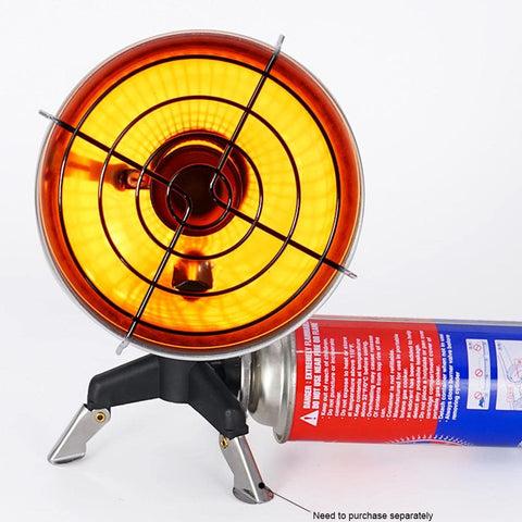 Electronic Camping Warmer Gas Heater-5