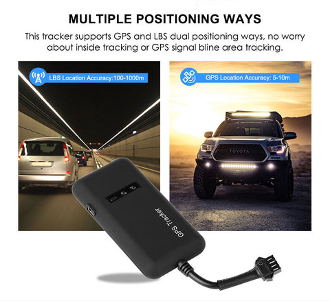 2G GSM GT02A Relay GPS Tracker-6