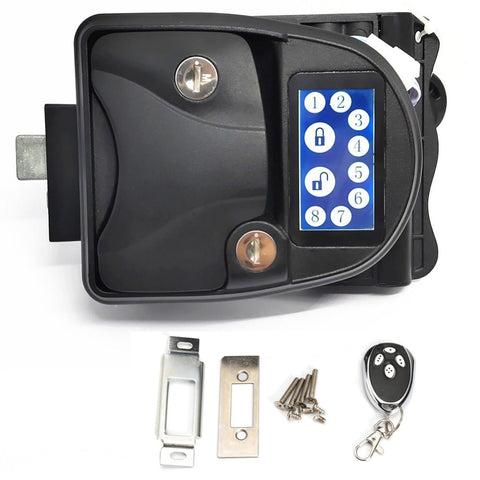 Touch-Screen RV Keyless Entry Door Lock-1