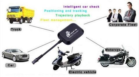 Anti-Theft Mini GSM GPS Tracker-1