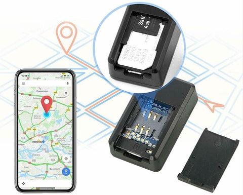 Mini Long Standby Magnetic GPS Tracker-3