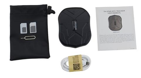 TK905 Waterproof Strong Magnet GPS Tracker-4