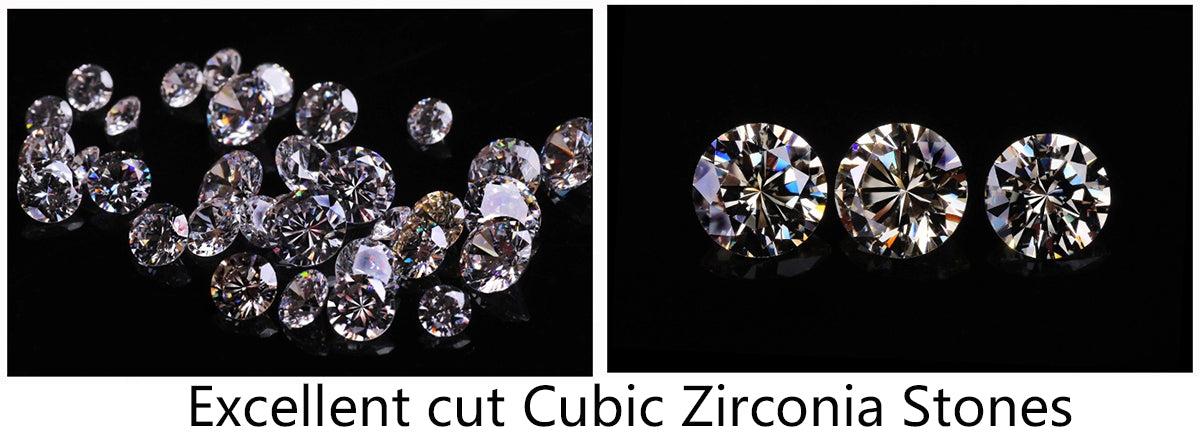 Excellent Cut CZ Stones