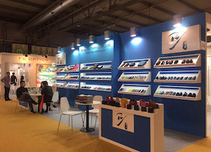 Rongyu Packing manufacturing booth MIDO Fair