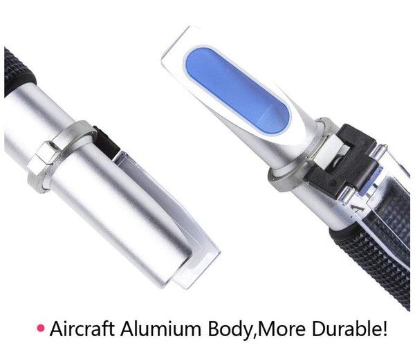 Portable Digital Refractometers ATC Refractometer Concentration Tester Brix Refractive