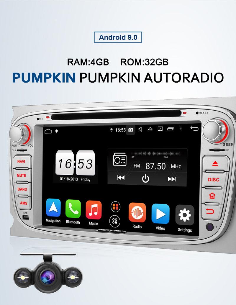 ford focus radio