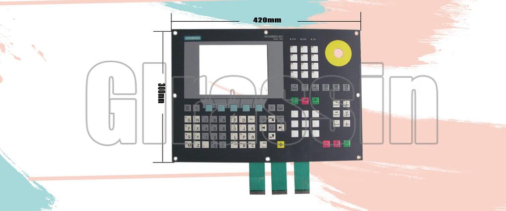 Membrane Keyboard for Siemens SINUMERIK 802C Repair