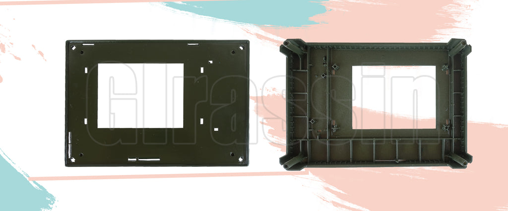 Plastic Housing for Siemens SIMATIC C7-626 Replacement