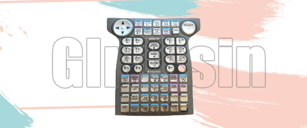 Membrane Keyboard for Yaskawa motoman DX200 Teach Pendant
