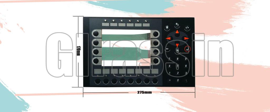 Membrane Keypad for Beijer Eectronics HMI E700 Replacement