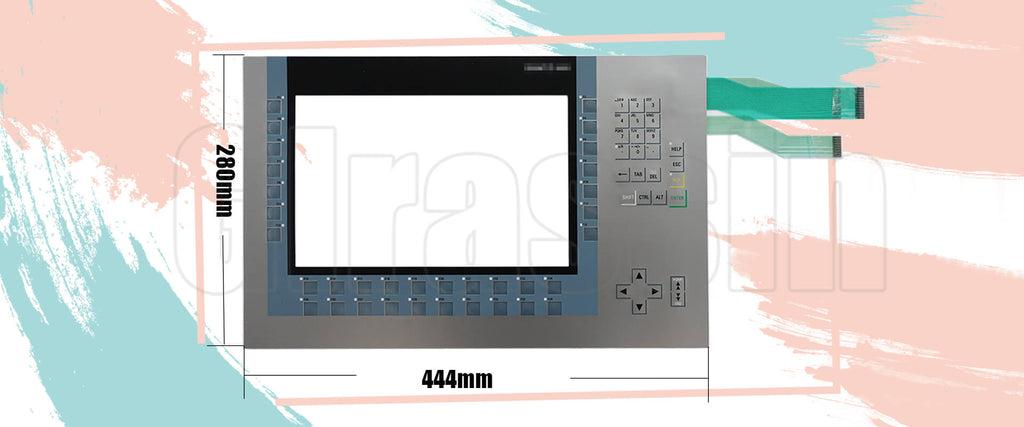 Membrane Keyboard for Siemens SIMATIC HMI KP1200 Comfort