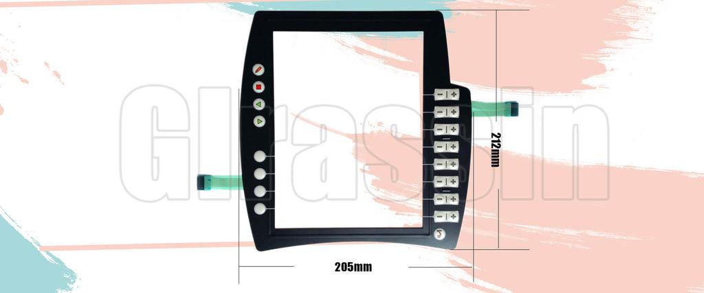 Membrane Keyboard for KUKA KRC4 smartPAD Repair