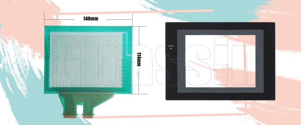 5.7 INCH Touch Screen for Omron HMI NS5-SQ01B-V1/V2