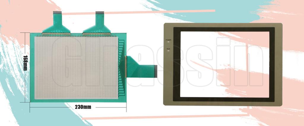 Touch Screen for Omron HMI NT620C-ST141B-E Repair