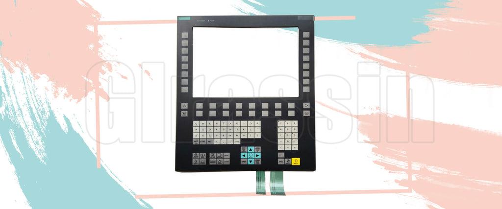 Membrane Keypad for Siemens SINUMERIK OP 012T Replacement