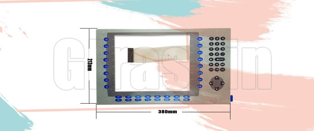 Membrane Keypad for PanelView Plus 1000 2711P-K10 Repair