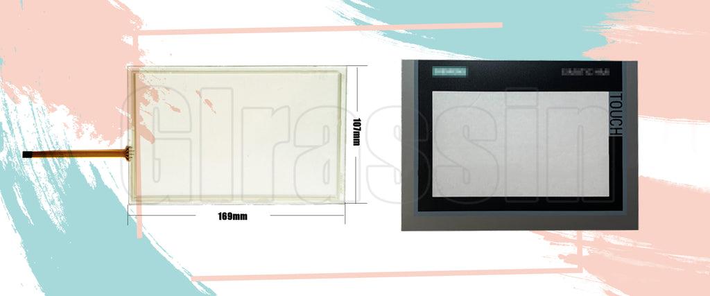 7 INCH Touch screen for Siemens SIAMTIC TP700 Comfort HMI repair Replacement