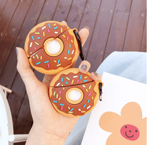 Donuts Airpod Case Food Colorulife Com