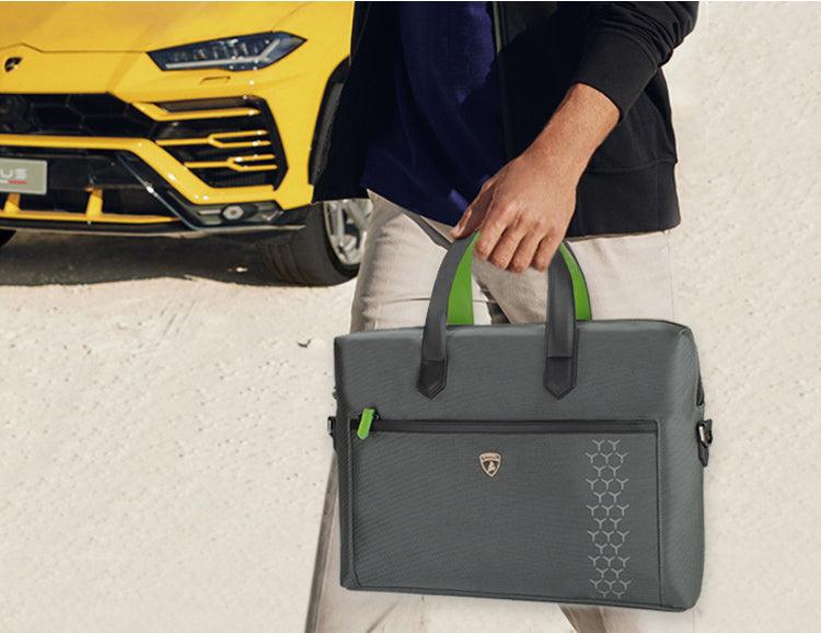 Automobili Lamborghini Huracan D10 Tablet & Laptop Carrier Bag
