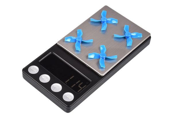 Перки за рейсинг дрон Gemfan 31mm 4-витлови (1.0mm отвор)
