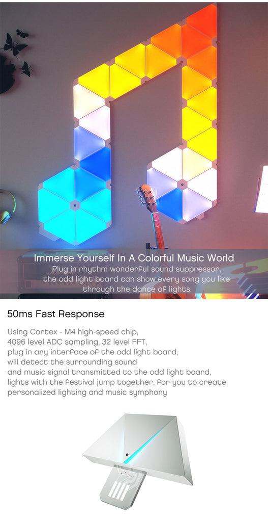 Triangle Night Full Color Smart Odd Light
